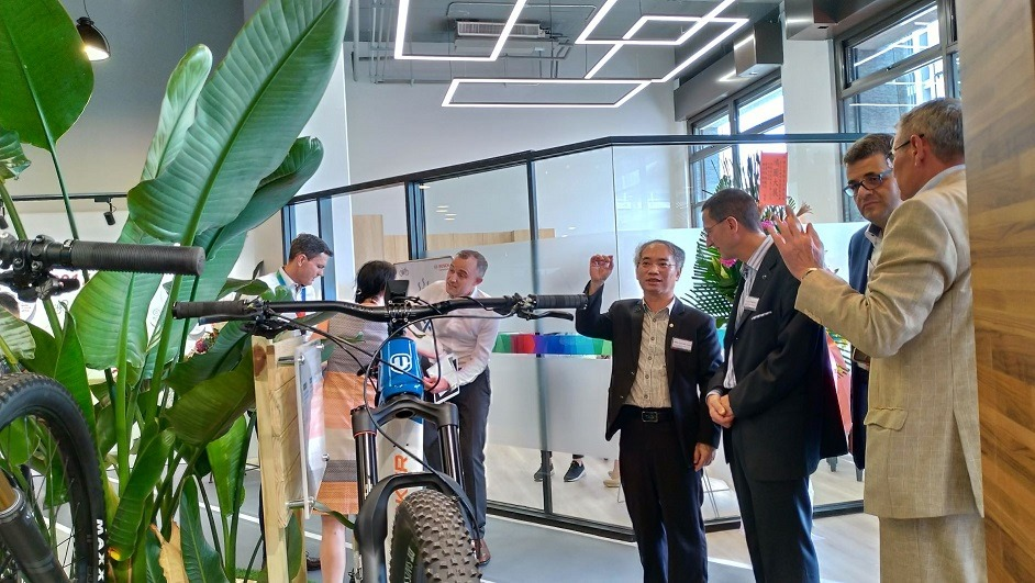 The Opening Ceremony of Bosch eBike Systems Headquarters Asia Pacific photo-2