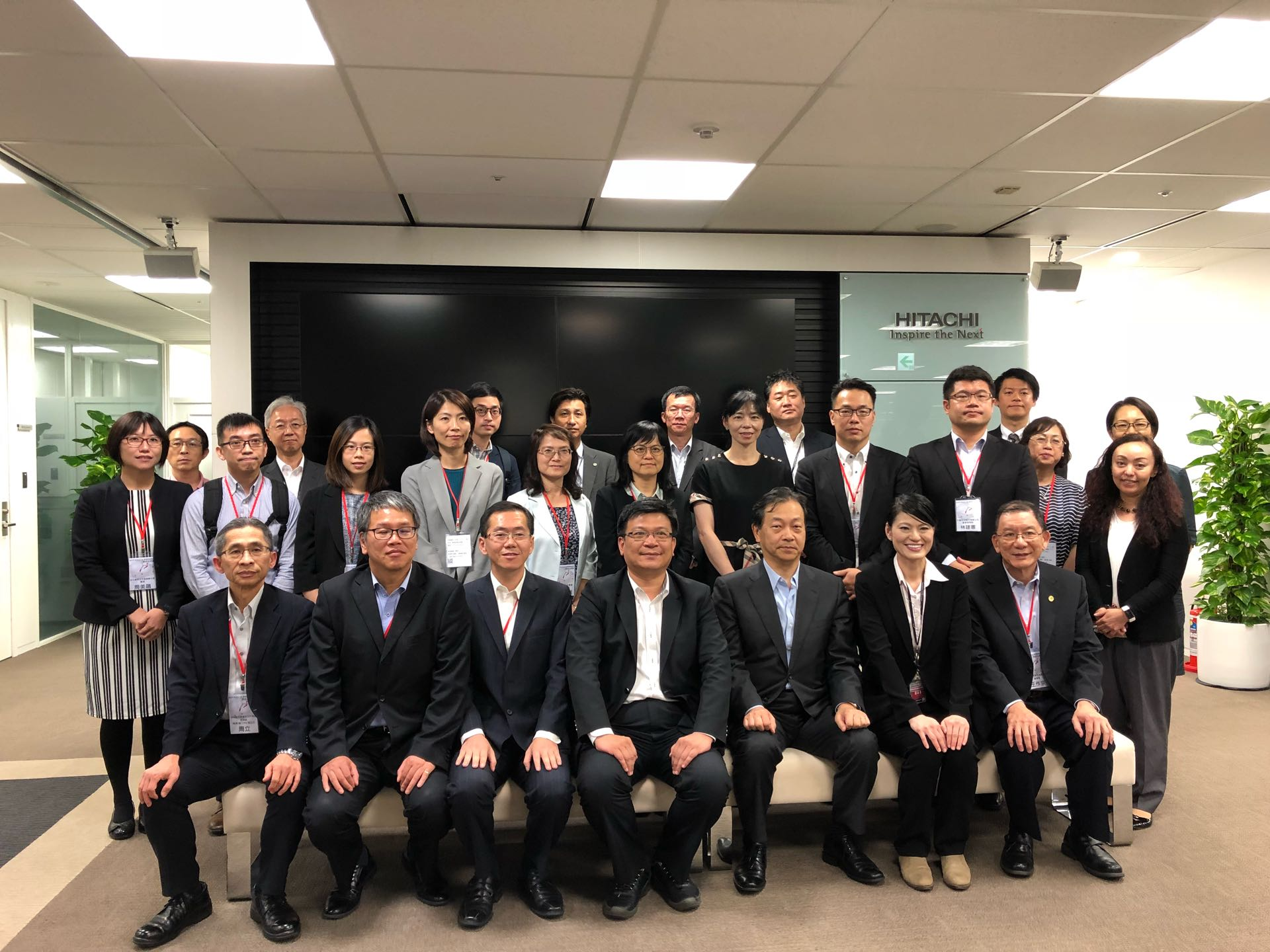 2019 Taiwan-Japan OB Alliance Kanto Industry Cooperation and Exchange Visiting Mission and Investment Promotion Mission photo-2